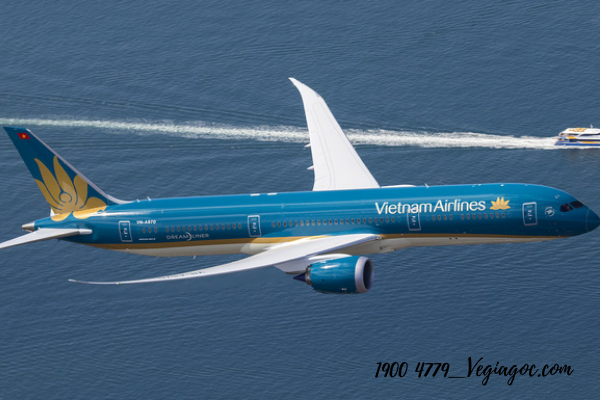 Vé máy bay Vietnam Airlines tháng 3