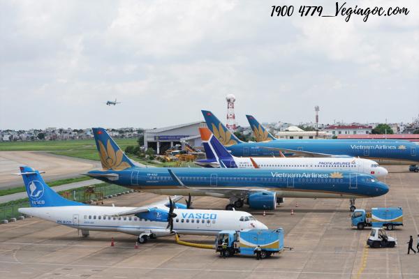Vé máy bay Vietnam Airlines tháng 9