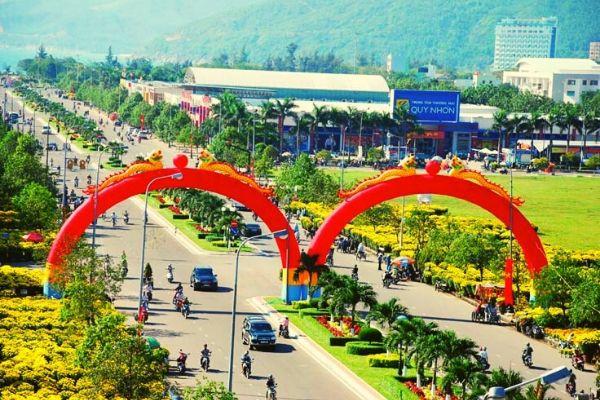 Vé máy bay Tết đi Quy Nhơn 2020 Bamboo Airways
