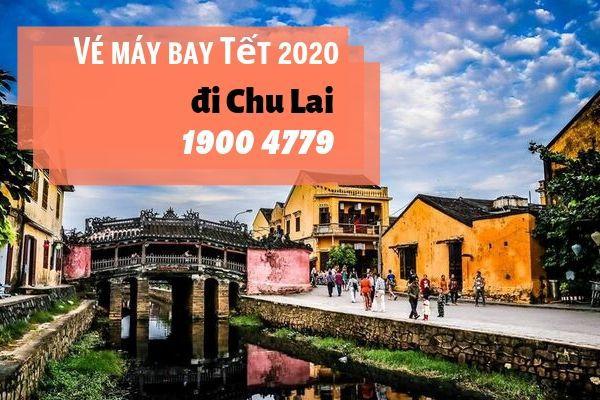 Vé máy bay Tết 2020 Sài Gòn đi Chu Lai giá rẻ