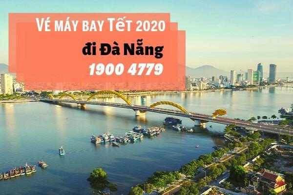 Vé máy bay Tết 2020 Sài Gòn đi Đà Nẵng giá rẻ
