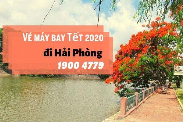 Vé máy bay Tết 2020 Sài Gòn đi Hải Phòng giá rẻ