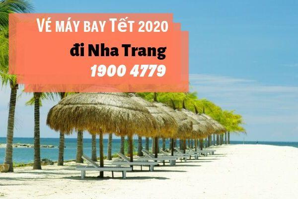 Vé máy bay Tết 2020 Sài Gòn đi Nha Trang giá rẻ