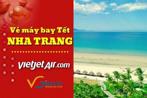 Vé máy Tết đi Nha Trang Vietjet