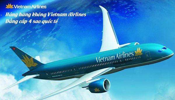 Vé máy bay Vietnam Airlines giá rẻ