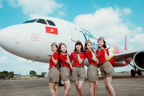 Vietjet Air giá rẻ đi Hà Nội