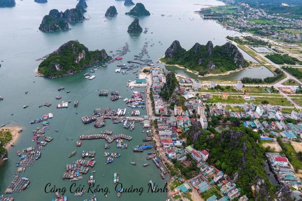 Vietnam Airlines mở đường bay Hồ Chí Minh Vân Đồn Quảng Ninh