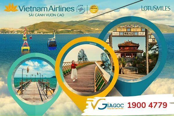 Du xuân cùng Vietnam Airlines với vé máy báy chỉ từ 199k