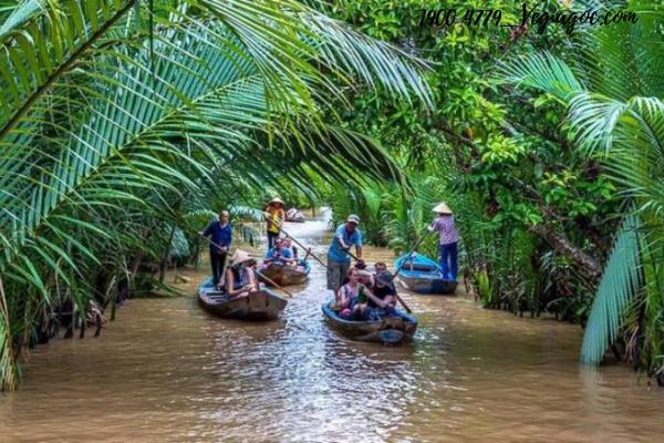 Vietnam airlines khuyến mãi đi Cần Thơ