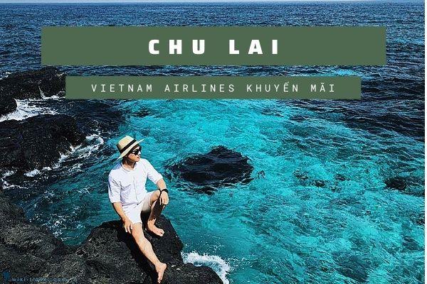 Vietnam Airlines khuyến mãi đi Chu Lai
