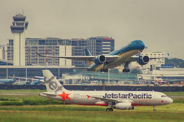 Vietnam Airlines và Jetstar cung ứng gần 1 triệu chỗ dịp lễ 30 tháng 4